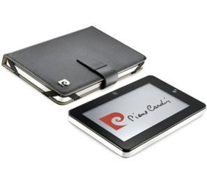Pierre Cardin lanza su propia tableta