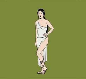 Juicio contra una prostituta, de Demóstenes