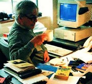Internet no convence a Mario Vargas Llosa