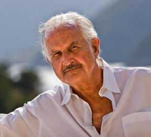 Carlos Fuentes recibe el Premio Formentor