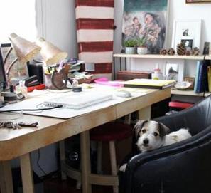 'Write Place, Write Time': ¿dónde escribe un escritor?