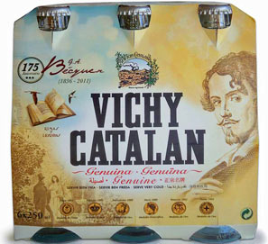 Vichy Catalán conmemora el 175º aniversario de Bécquer