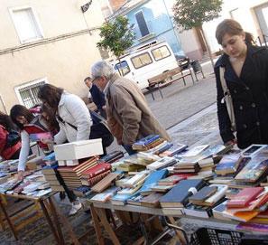 La Feria del Libro Gratuito en Alzira organizada por El Cau