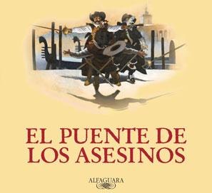 La portada de El puente de los asesinos, de Arturo Pérez-Reverte