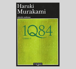 Libro 3 de 1Q84, de Haruki Murakami