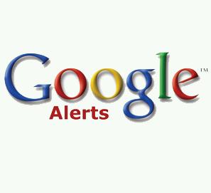 Google Alerts: alertas solo para libros