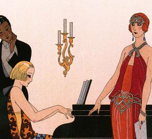 Reina Lucía, Mapp y Lucía, de E. F. Benson