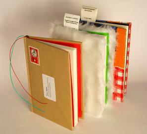 Taller Clase Turista de creación de libro objeto y gestión editorial