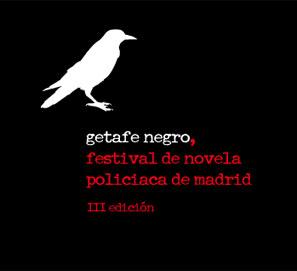 Getafe Negro festival de novela policiaca de Madrid