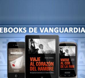 La Vanguardia lanza la editorial Ebooks de Vanguardia