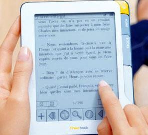 Fnac presenta su FnacBook, su apuesta por el libro electronico