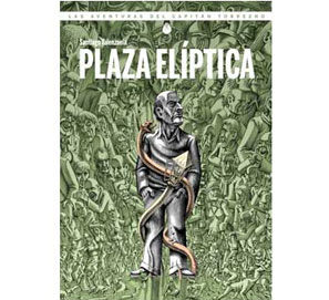 Santiago Valenzuela, Premio Nacional de Cómic por Plaza Elíptica
