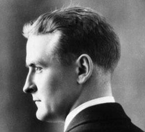 Cómo sobrevivir con 36.000 dólares al año, Francis Scott Fitzgerald