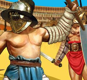 Gladiadores. Mito y realidad, de Fernando Lillo Redonet