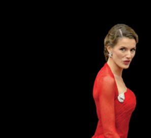 Las dudas de Hamlet. Letizia Ortiz, por Miguel Roig