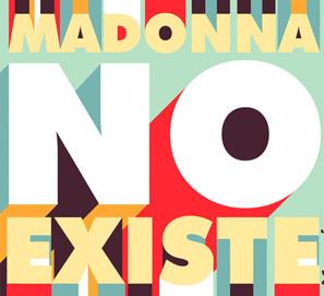Madonna no existe, un cómic de Julián Almazán