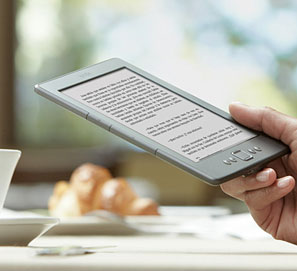 Amazon presenta su Tienda Kindle en España