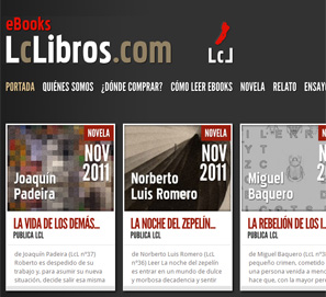 LcL Literaturas.com Libros, editorial digital