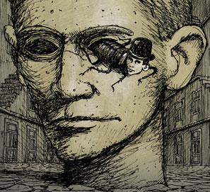 Paco Roca y La metamorfosis de Kafka