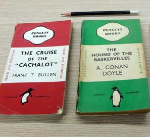 Grandes colecciones bolsillo: Albatross, Penguin y Austral