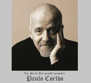 Paulo Coelho y la piratería