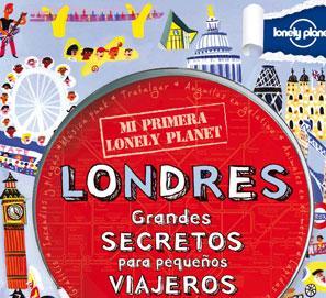 Mi primera Lonely Planet, guías para niños