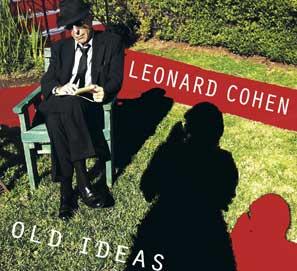 Leonard Cohen, número 1 de ventas con Old Ideas