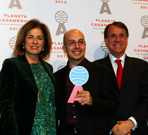 Jorge Volpi Premio Planeta Casa de América