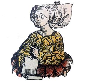 Día Internacional de la Mujer en Pinterest Museo Fadrique de Basilea