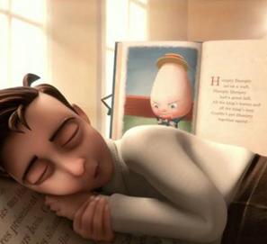 Fantastic Flying Books of Mr Lessmore, corto sobre libros en los Oscar
