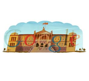 Google y 300 aniversario de Biblioteca Nacional de España