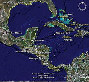 Centroamérica o América Central
