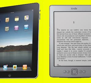 Es mejor comprar un ebook o un iPad, comparativa