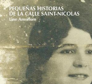 Sorteo Pequeñas historias de la calle Saint-Nicolas, Line Amselen