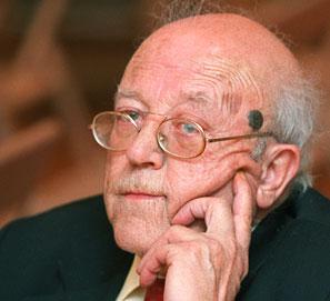 José Jiménez Lozano gana el Premio Cervantes