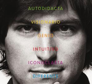 Biografía para jóvenes Steve Jobs, El hombre que pensaba diferente