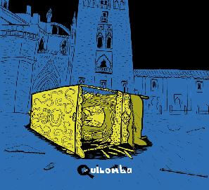 Quilomba Ediciones debuta con el cómic 'Noctis Irae'