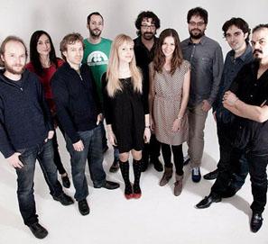 Torrelongares, con los jóvenes escritores