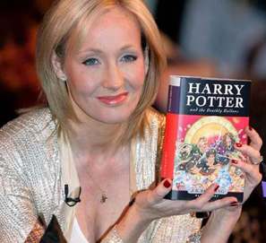 J. K. Rowling reinventa, con Pottermore, el negocio de los ebooks