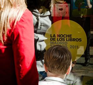 La Noche de los Libros 2012 en Madrid