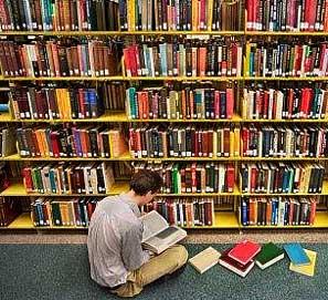 Crece el número de bibliotecas públicas en España