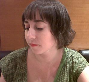 Taller Elena Medel en Fundacion Centro de Poesia Jose Hierro