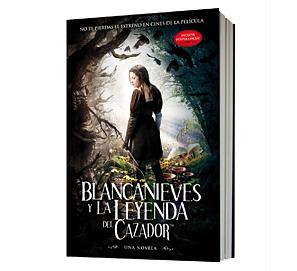 Blancanieves y la leyenda del cazador: el libro