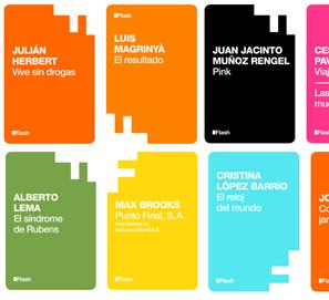 RHMFlash, descargar cuentos en ebook