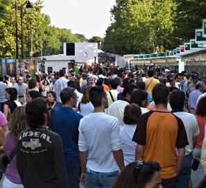 Caída de ventas en la Feria del Libro de Madrid