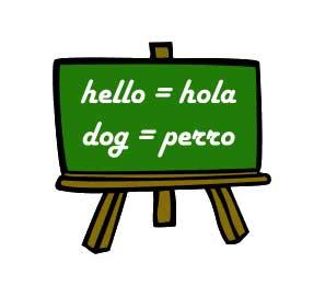 El español desplaza a francés y alemán como lengua de enseñanza