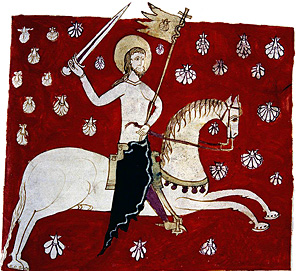 Aparece el Códice Calixtino de Santiago