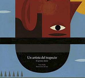 Un artista del trapecio, de Kafka, por Sesé