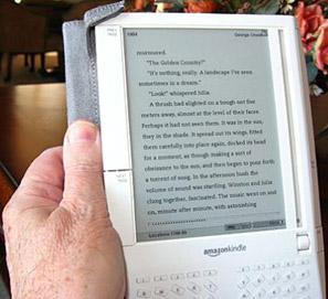 El libro electrónico para Kindle gana al impreso en Reino Unido