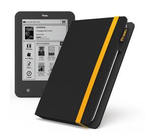 Nuevo libro electrónico Fnac: Fnac Touch